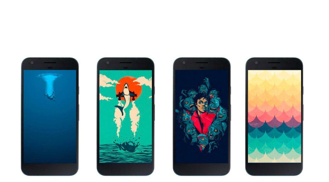 las mejores aplicaciones para reemplazar fondos de pantalla con imagenes en android