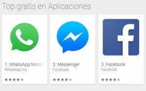 las peores aplicaciones de android que funcionan con bateria cuidado con facebook 1