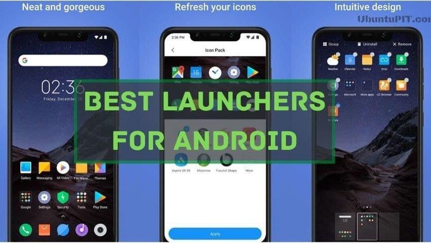los mejores lanzadores de android con iconos de notificacion no leidos