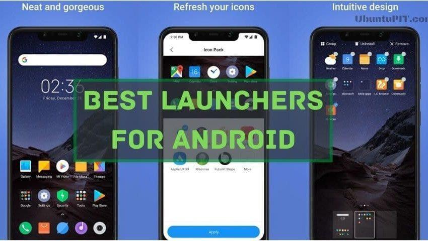 los mejores lanzadores de android tv para probar ahora