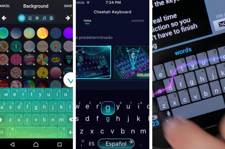 los mejores teclados gratuitos para android