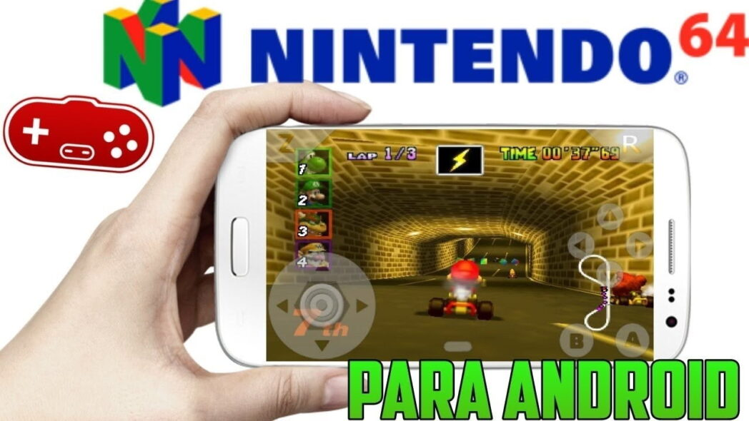 n64oid un emulador de nintendo 64 verdaderamente exclusivo para android 2
