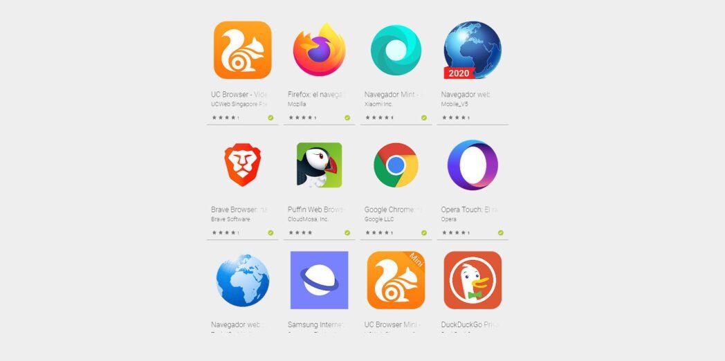 navegadores de android que consumen menos trafico de datos en 3g y lte