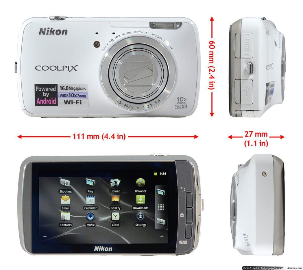 nikon coolpix s800 camara android proximamente 2