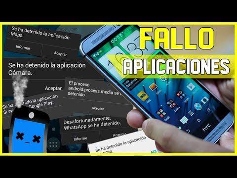 que hacer si la aplicacion se cierra sola en android