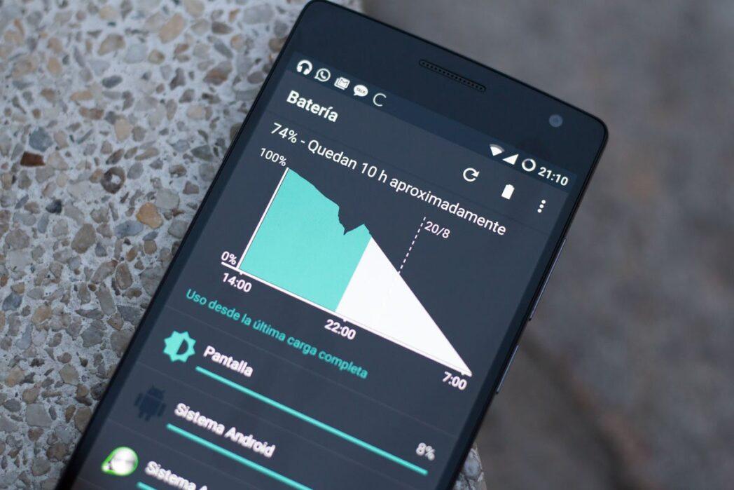 que hacer si la bateria de tu android no dura mucho y como aumentar su autonomia