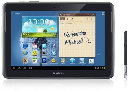 samsung galaxy note 10 1 n8000 obtiene android kitkat download 1