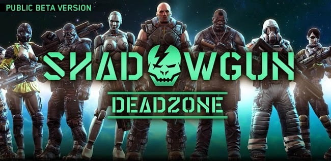 shadowgun deadzone ha sido lanzado en beta y esta disponible para android 1