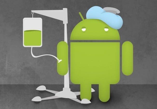 sigue habiendo problemas con android el 99 de los dispositivos estan en riesgo 1