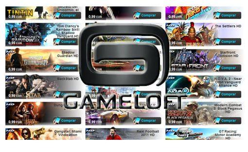 superoferta de gameloft todos los juegos de android y solo 099 e