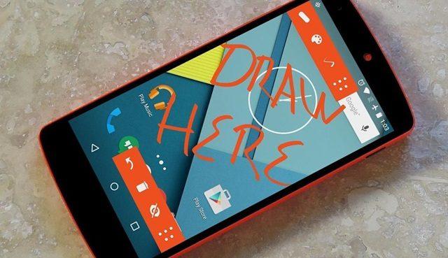 una aplicacion de android que te permite escribir y dibujar en fotos a mano