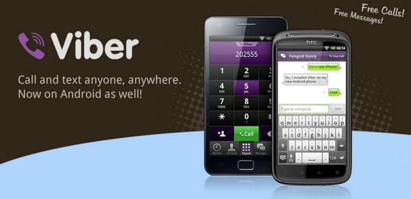 viber ahora es compatible con android ice cream sandwich 2