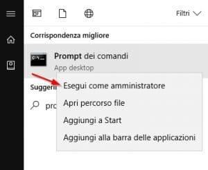 Deshabilitar la hibernación en Windows 10