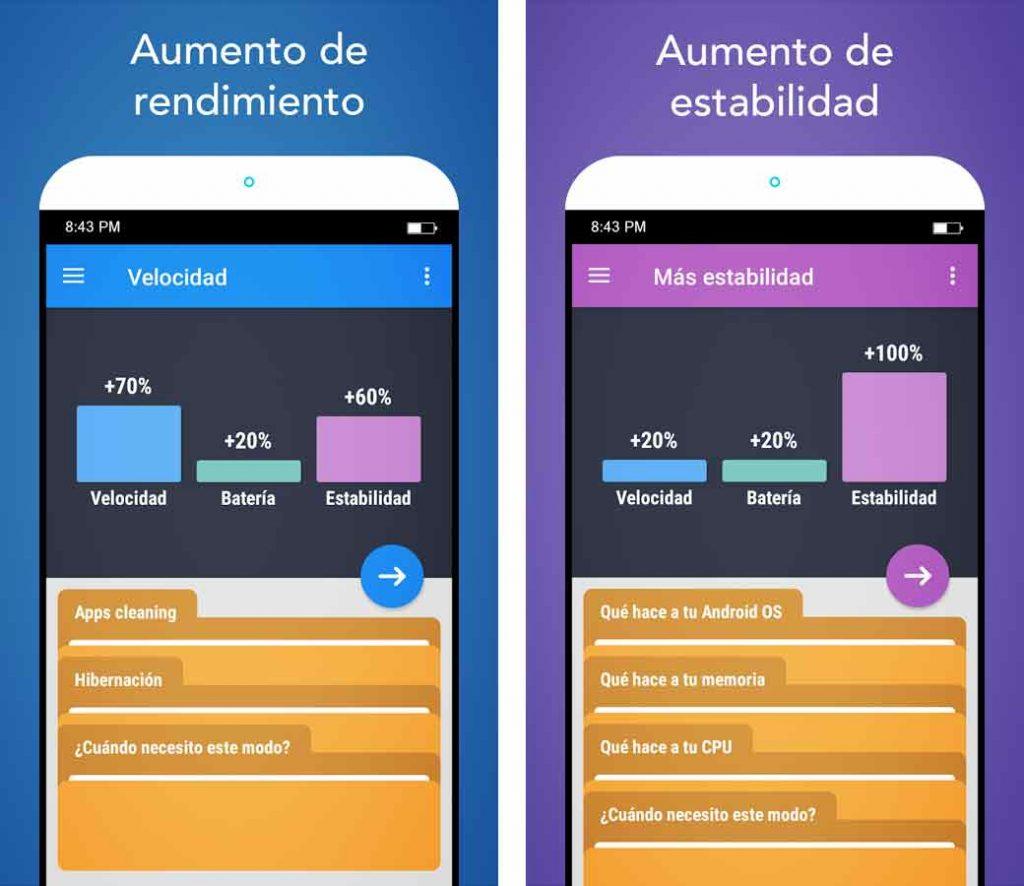 Aplicaciones de Android con Root 6