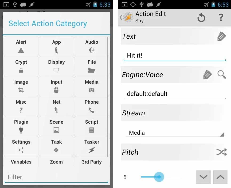 Aplicaciones de Android con Root 8