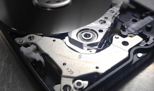 Administración de discos de Windows 10