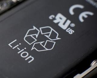 Aplicación de batería