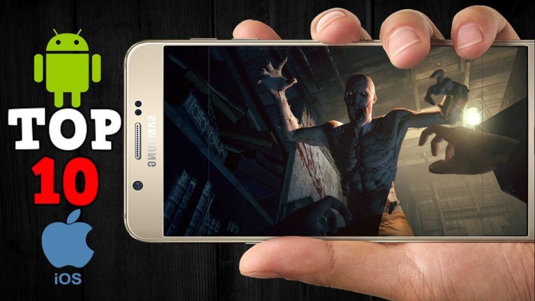 10 juegos de terror para android y iphone