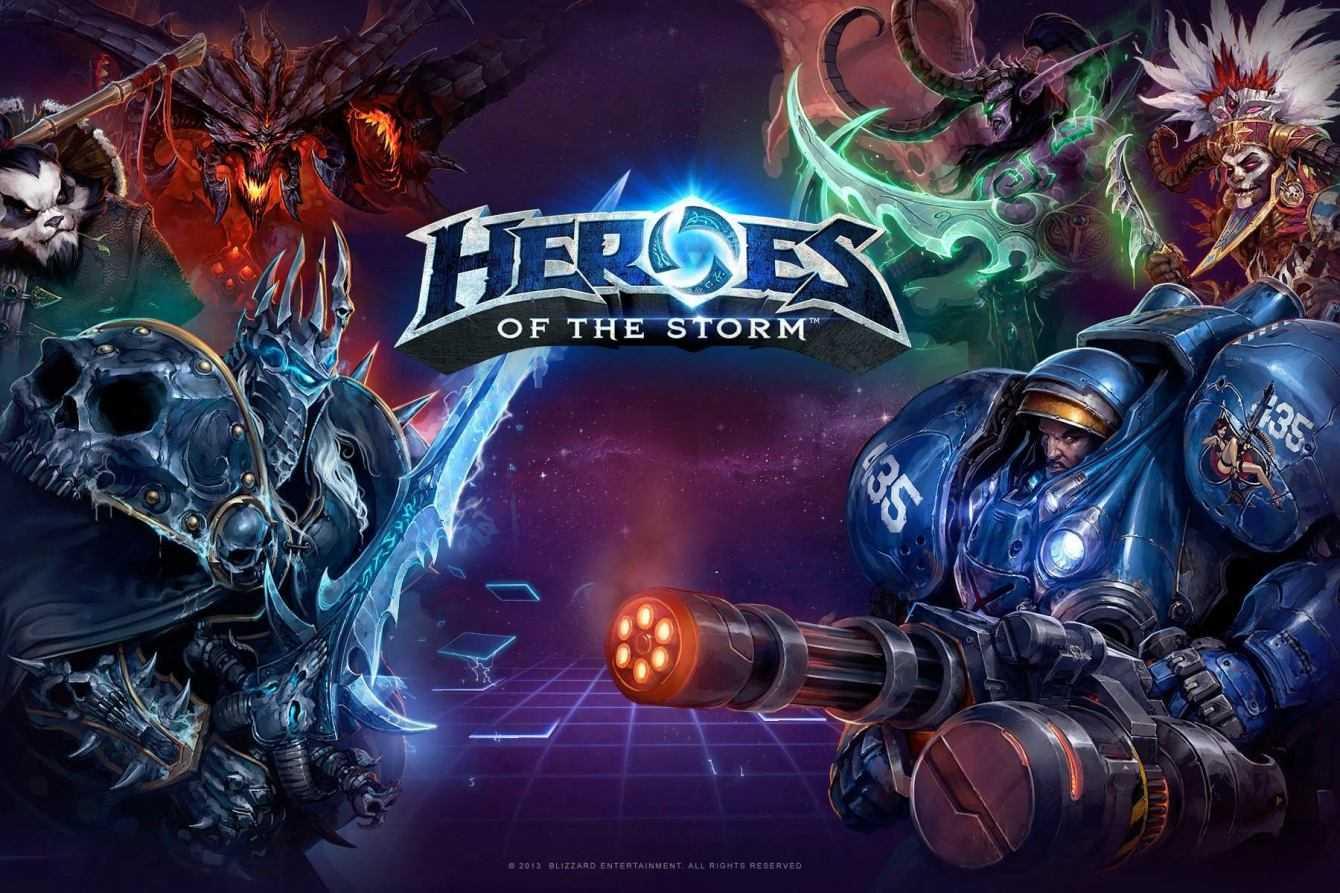 Storm Heroes: abramos un nuevo parche Guía