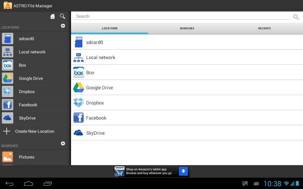 Gestión gratuita de archivos de Android 2