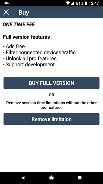 Android como repetidor WiFi 1