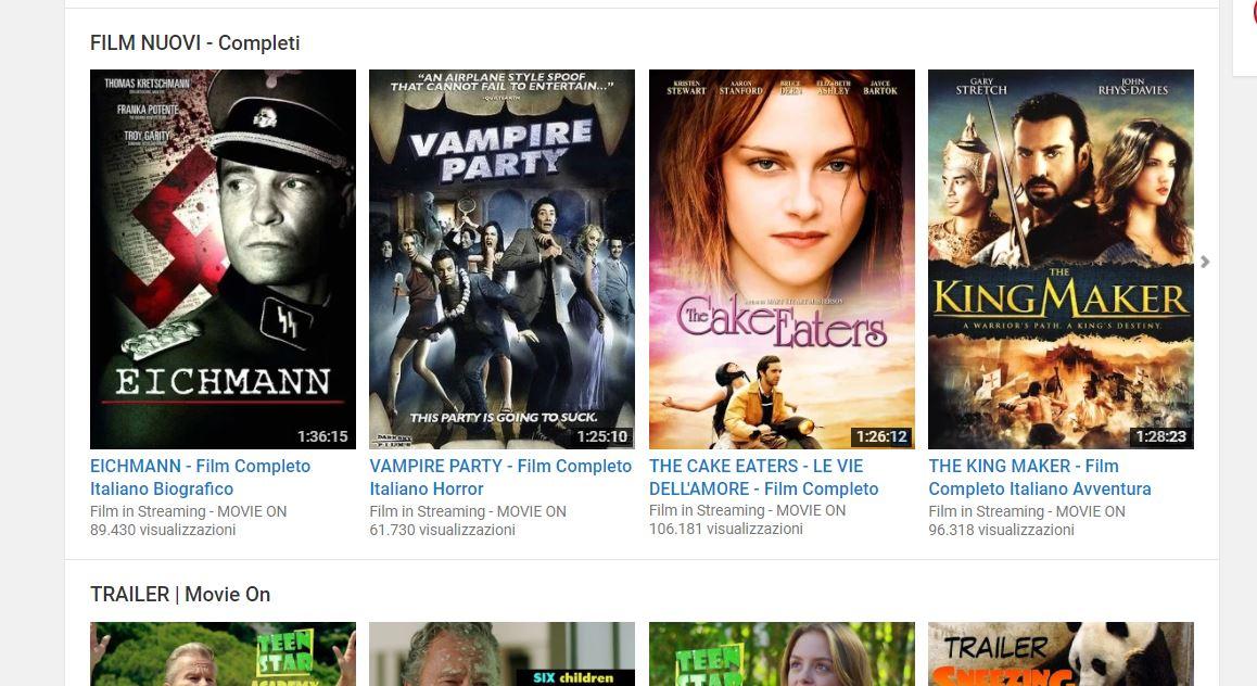 Mira películas gratis