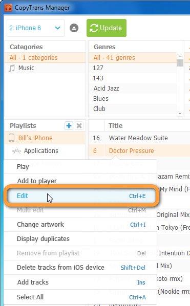 Transfiere música de PC a iPhone sin iTunes-4