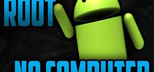 Raíz de Android sin PC