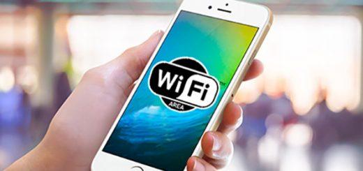 punto de acceso wifi iphone