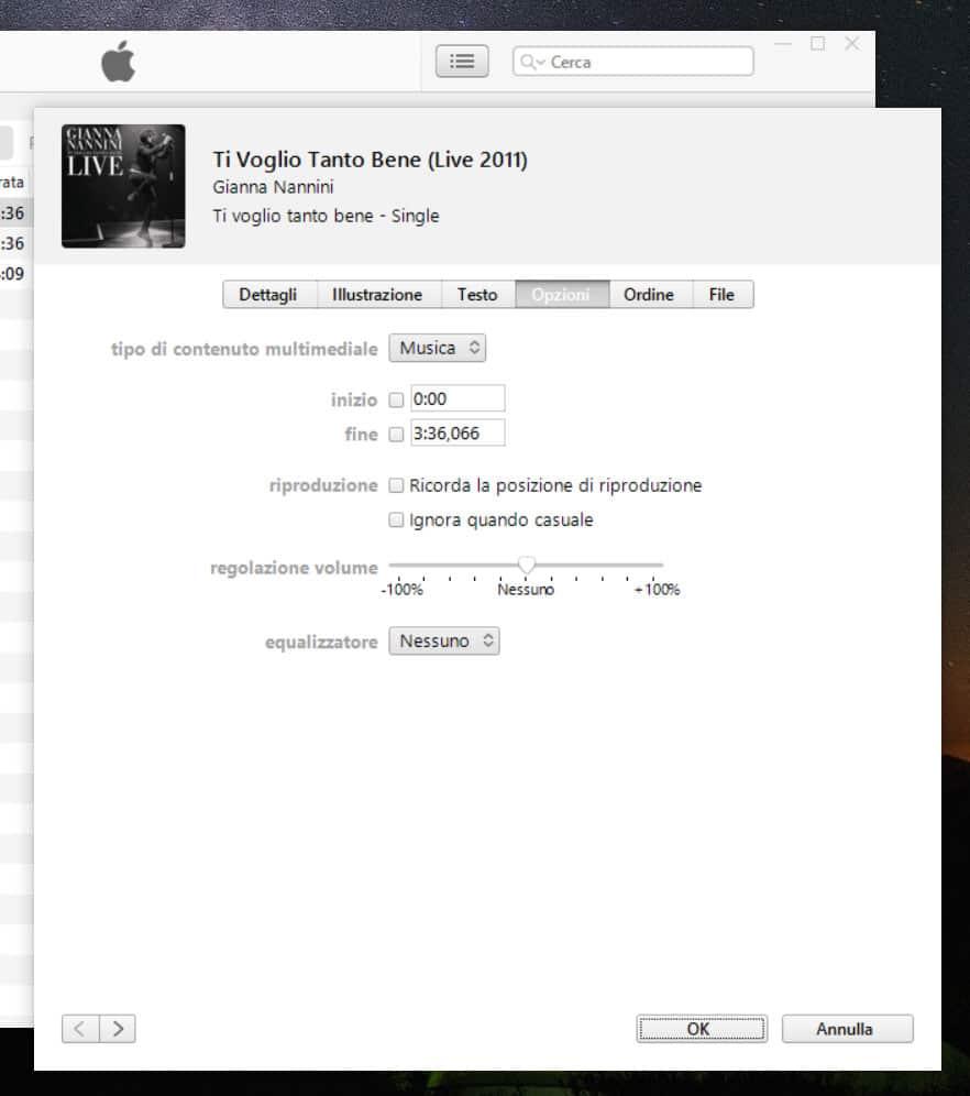 crear un tono de llamada con iTunes