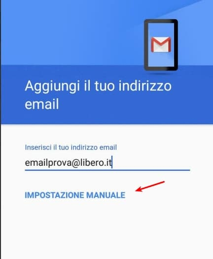 Configurar Libero Mail en Android