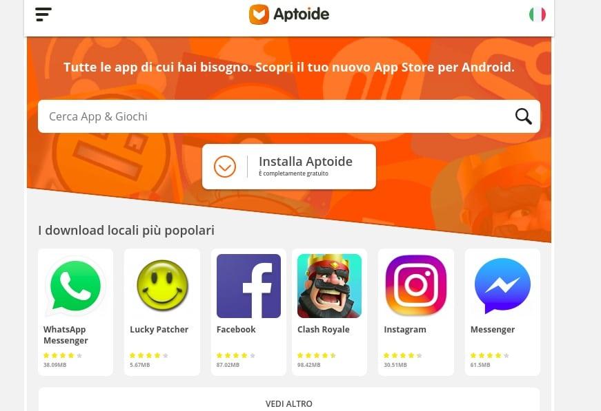 descargar aplicaciones incompatibles en Android