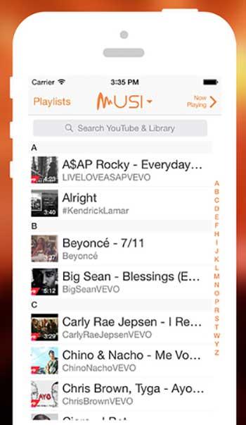 Descarga música gratis para iPhone 4