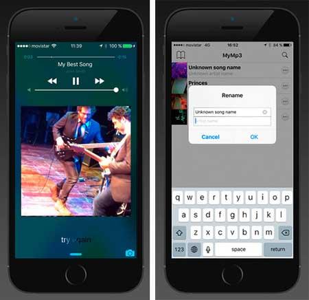 Descarga música gratis para iPhone 2