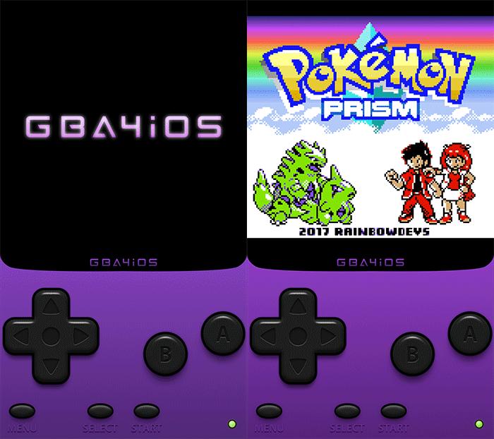 descargar GBA4iOS juego de pokemon