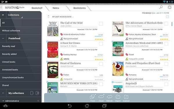 Lectura de libros electrónicos gratis Bookari