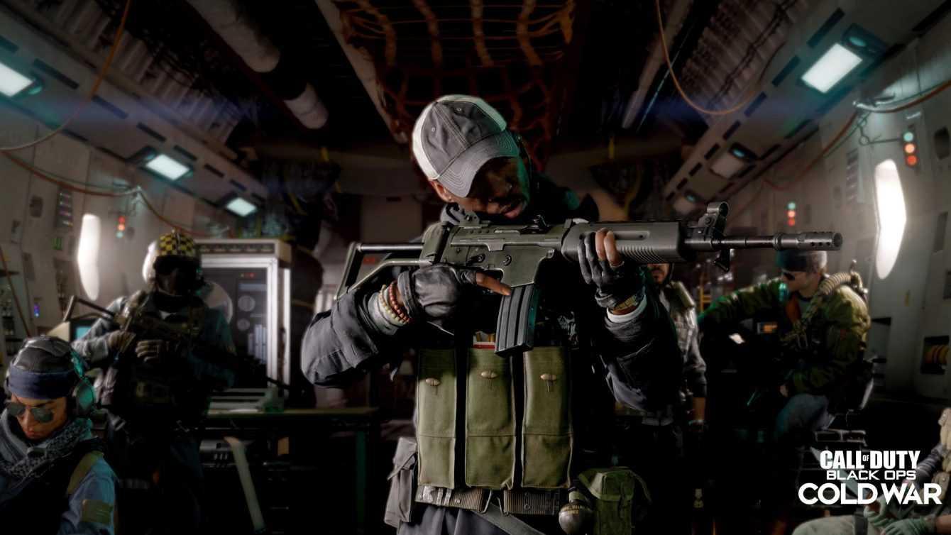 Cómo usar CoD: operadores de la Guerra Fría Black War en Warzone