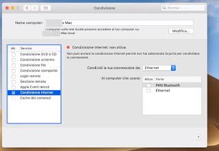 Compartiendo Mac