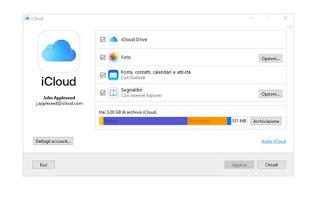 Windows de iCloud