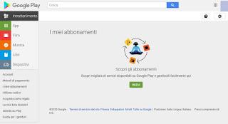 Sitio de Google Play