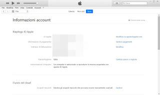 Aplicación de iTunes