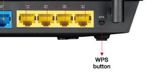 Botón WPS