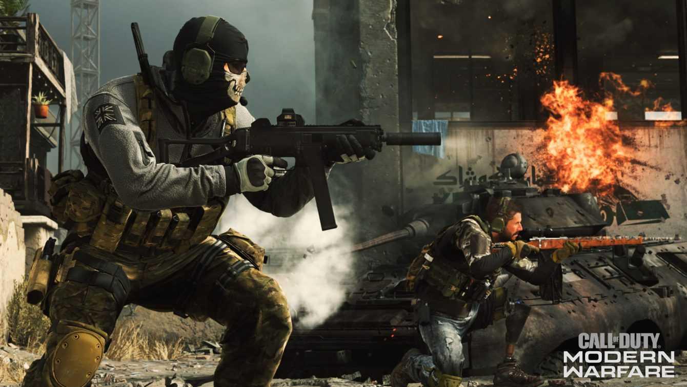 COD Warzone y Modern Warfare: cómo corregir el error de desarrollador 5759