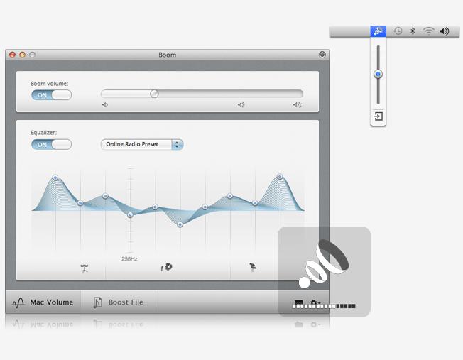 aumentar el volumen de Mac más allá del límite