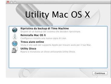 clonar la utilidad de disco duro mac