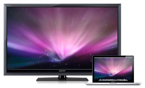 conecta tu Mac a tu TV