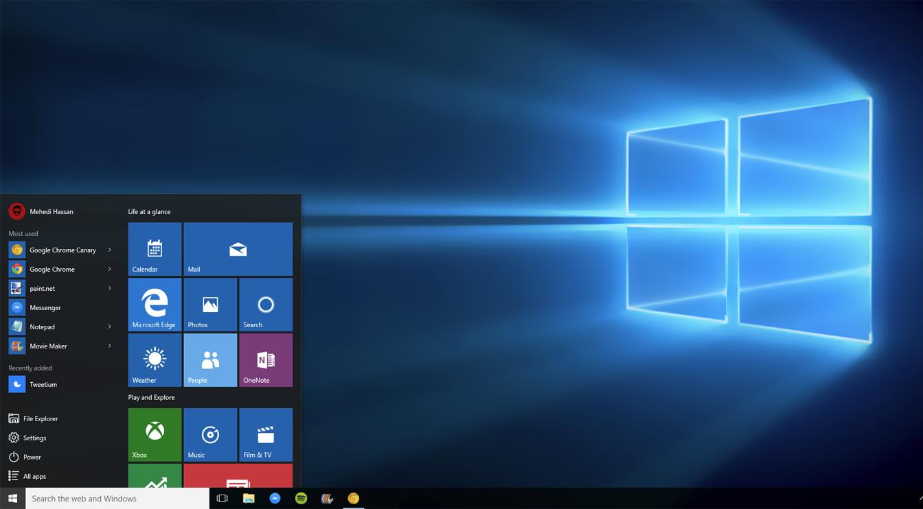 Cómo crear una LAN en Windows 10 sin usar un grupo en el hogar 1