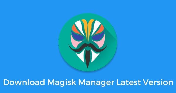 descargar Magisk Manager