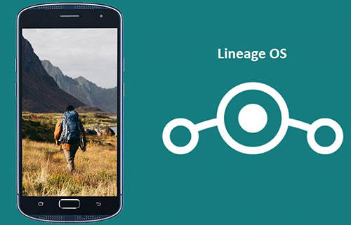 instalar OS Lineage