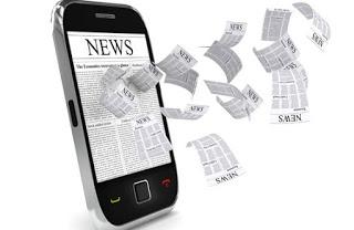 Periódicos para teléfonos inteligentes